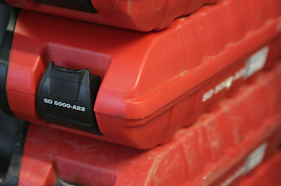 Hilti Sd 5000 A22 Carry Case