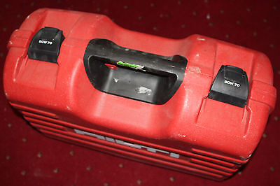 Hilti Scw 70 Carry Case