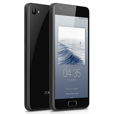 "5"" Lenovo ZUK Z2 Android QUAD CORE 4+64GB 4G Telefonía 13MP Touch ID Moviles ES"
