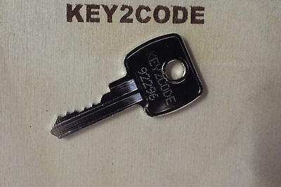 Replacement 92201 to 92400 office furniture keys - filing cabinets,lockers ect