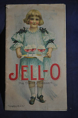1905 The Jello Girl. Jello Brochure
