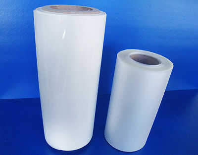 clear plastic polyester film rolls 260mmx15m book cover floristry flowers