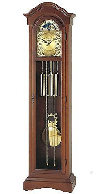 Grandfather clock walnut from AMS AM S2021/1 NEW
