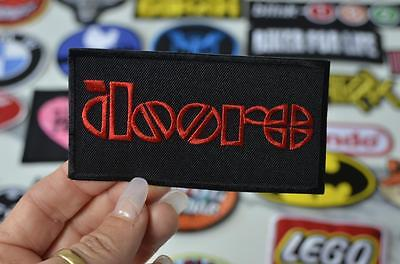 DOORS VINTAGE Band Music Retro Era Iron On Sew Patch Patches Clothing Jacket hat