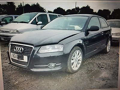 2011 Audi A3 sport 2.0 TDI Damaged , salvaged repairable