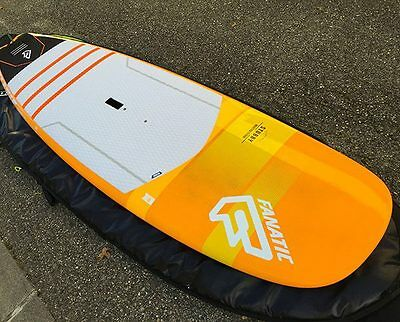 """Fanatic 8'6"""" Stubby Ltd Sup Board Stand Up Paddle 2016"""