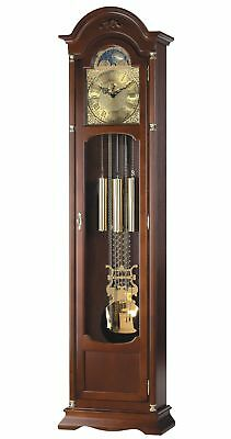 Grandfather clock walnut from AMS AM S2097/1 NEW