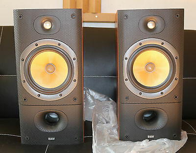 B&W bowers & wilkins DM 602 S3 Matched Pair