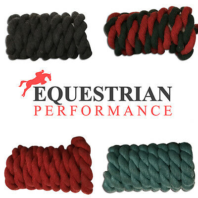 SALE! EQP Cotton Lead Ropes | Various Colours