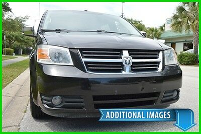 2008 Dodge Grand Caravan SXT NAVIGATION! DVD PLAYERS! - FREE SHIPPING SALE! dodge grand caravan Minivan Mini van chrysler town & country and toyota sienna