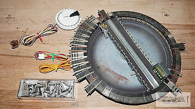 Fleischmann 9152, electrical Turntable for Steam locomotives for Gauge N