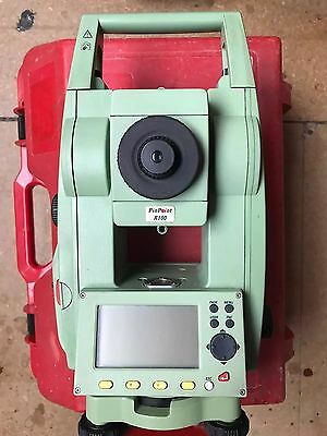 Leica Tcr 407  Total Station For Surveying