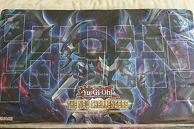 Yu-Gi-Oh! The New Challengers Sneak Peek Play Mat Mint Condition Free P&P