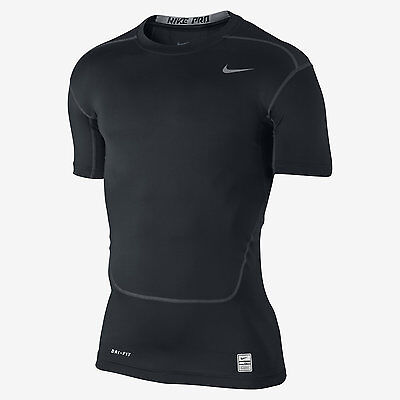 BNWT Nike Mens Pro Combat Compression Dri-Fit Training Top T shirt S