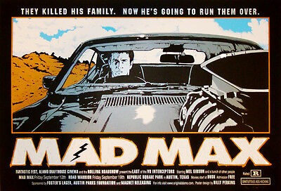 Mad Max / Mel Gibson  '010'  [1979]
