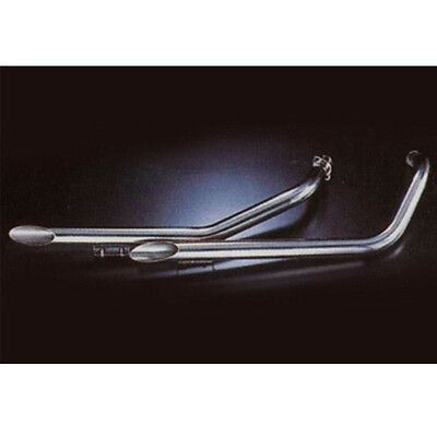 SCARICO COMPLETO (Full Exhaust) MARVING - HONDA VT 750 SHADOW - COD.H/JC30/IX