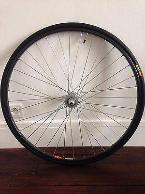 Vintage Mavic Wheelset - MA40 rims with 520 hubs in mint condition