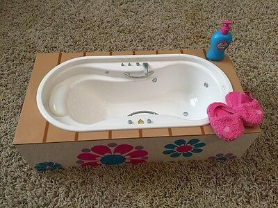 American Girl, My Generation Bubble Bathtub with Accessories
