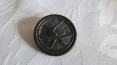 WW1 US EnlistedmanTransportation Corp Collar Disc   Scarce Pin Back