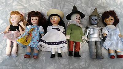 Madame Alexander Doll Lot Wizard of Oz