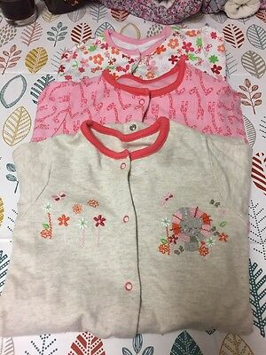 Infant Girls 12-18 Months Baby Grow Set
