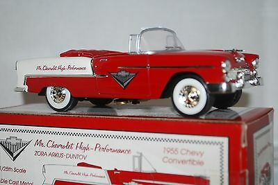Eastwood 1955 Chevy Mr Chevrolet 6th in Series Coin Bank # 246500 1:25 JM 59F