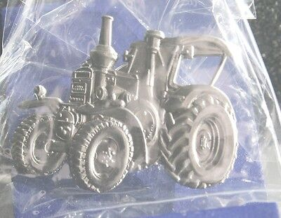 Pin Trecker, Traktor, Schlepper LANZ Bulldog D 9506 Metall 04
