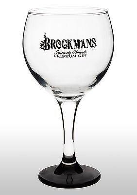 Brockmans Gin Balloon Glass New