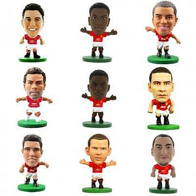 Official Manchester United Football Club SoccerStarz Figures - NEW Players Added