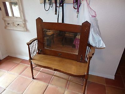 Arts and Crafts Beveled Mirror. Stickley? (REDUCED)