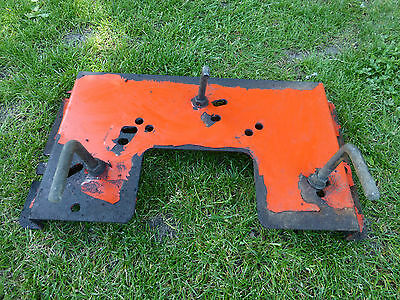 Westwood Belt Guide Plate 4255 For Ride On Lawnmower Garden Tractor