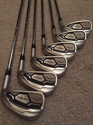 Callaway Cf16 Irons 5-Pw Dg S300 Shafts Excellent Condition