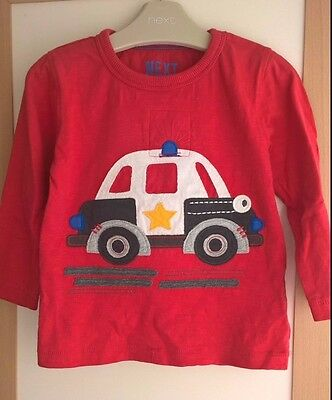Baby boy Next t-shirt 12-18 months Very good condition