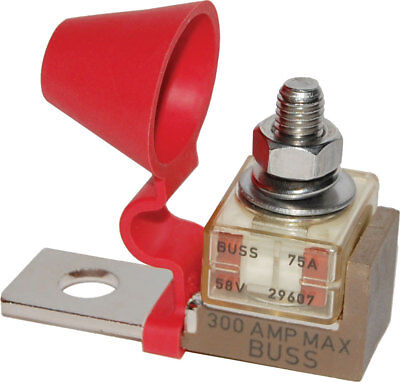 Blue Sea 5191 Fuse Block Terminal 30-300 Amp