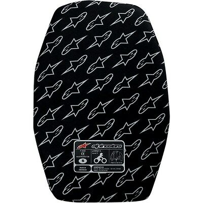 Alpinestars RC Back Protector Insert - Black/White - Large