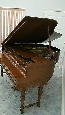 1912 Steger and Sons Baby Grand piano