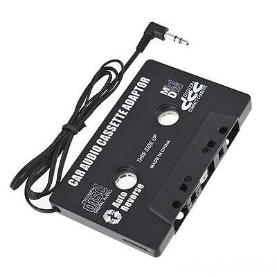 Adapter Car Audio Cassette Tape 3.5mm AUX Audio For MP4 CD Ipod iPhone PMB