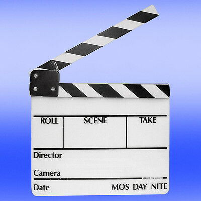 Profession MOVIE SLATE for Digital Video & Film Production
