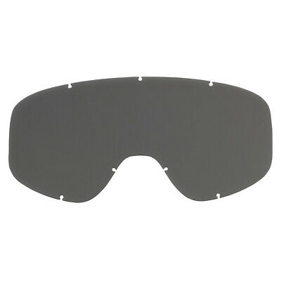 Biltwell Inc Replacement Lens for Moto 2.0 Goggles (Smoke)