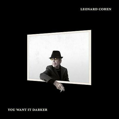 Léonard Cohen you want it darker
