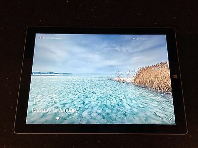 Microsoft Surface Pro 3 128GB, Wi-Fi, 12in - Silver (Latest Model)