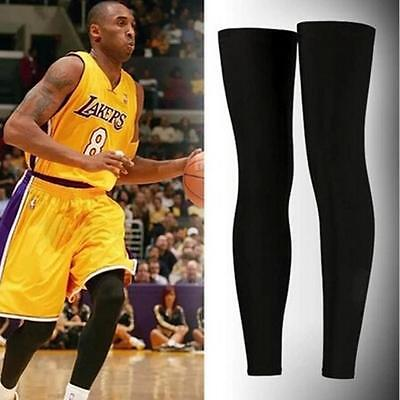 Sports Basketball  Soft  Protector Gear Knee Leg Cover Sleeves