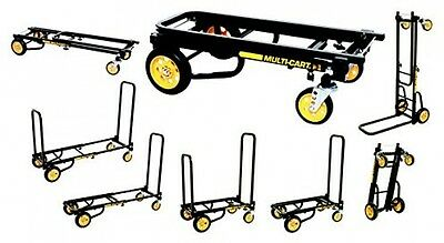 Furniture Dolly Mover Appliance Moving Hand Truck Multi Position Cart Heavy Duty