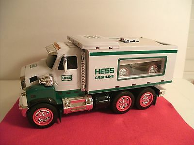 Built New *2008 Hess Truck With Front Loader*  Mint Condition.