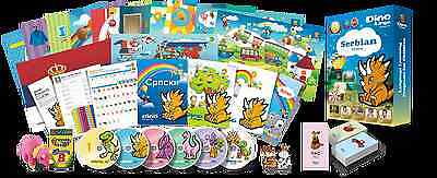 Serbian for Kids Deluxe set, Serbian learning DVDs, Books, Posters, Flashcards