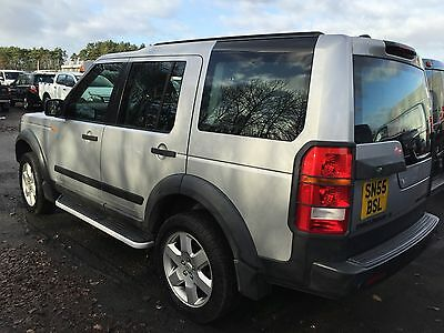 2006 Land Rover Discovery 3 Tdv6 Auto Leather,colour Sat Nav,7Seats,stunning Car