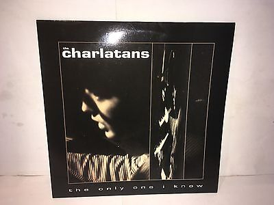 """The Charlatans The Only One I Know 12"""" Single A2 B2"""