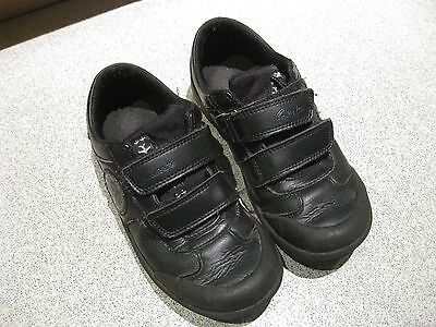 Boys school shoes, size 13F, VGC