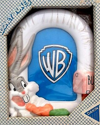 FRAME PHOTO LOONEY TUNES BUGS BUNNY WARNER BROS 1990 VINTAGE RARE New & Boxed