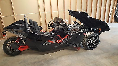 2016 Other Makes SP SL LE - LIMITED EDITION  Polaris 2016 Like New Slingshot Jet Black with Red Frame - Limited